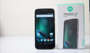 Moto G4 Play - BRAND NEW - never used