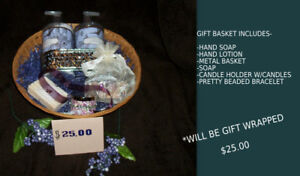 GIFT BASKETS FOR SALE 1