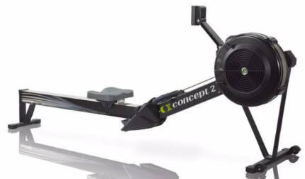 BRAND NEW CONCEPT 2 ROWER. BLACK WITH PM5 SCREEN Malaga Swan Area Preview