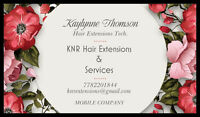 Luxurious hair extensions
