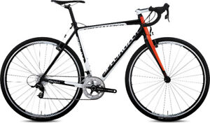 Specialized Cruz Cyclocross Bicycle: rebuilt with new parts