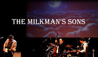 Live Music and VJ All In One - The Milkman's Sons