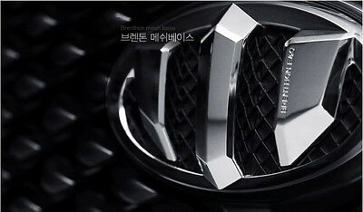 2008~2012 Front Hood//Trunk//Wheel hub cap//Steering Horn Emblem 7p for KIA SOUL
