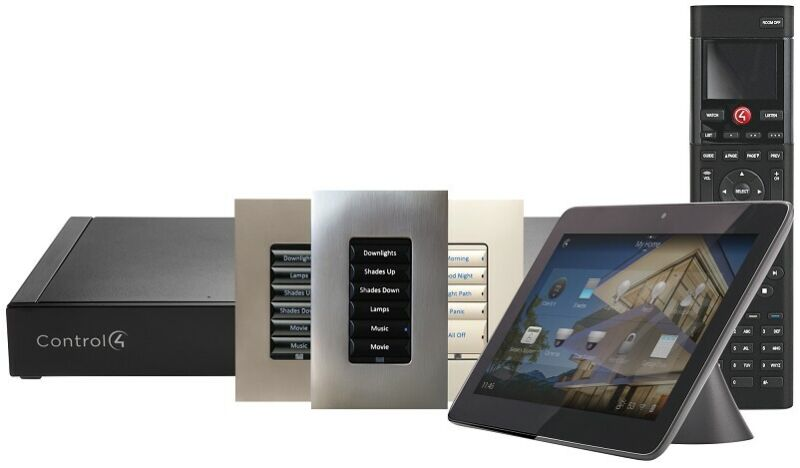 Control4 Home Automation Programming