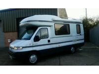 Peugeot Boxer Autosleeper Executive Motorhome Campervan Near immaculate inside and out FSH