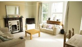 Lovely bright and spacious 2 double bed Victorian flat to let in Stoke - Part Furnished