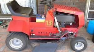 "Cox Stockman 13hp Rideon Mower  32"" cut Pine Mountain Ipswich City Preview"