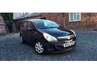 Vauxhall Corsa Ex 1.2 Petrol 5 door (62) 2012 * 1 Year Warranty * Low mileage 53k