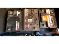 Car Battery ONLY £25 each petrol diesel 60Ah 45Ah 550A 540A 420A Sandfields Port Talbot SA12
