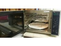 Sharp R959SLMAA 40 Litre Combination Microwave Oven