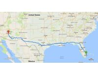 USA Arizona, New Mexico, Texas to Florida - Looking for road trip buddy for September 2016!!