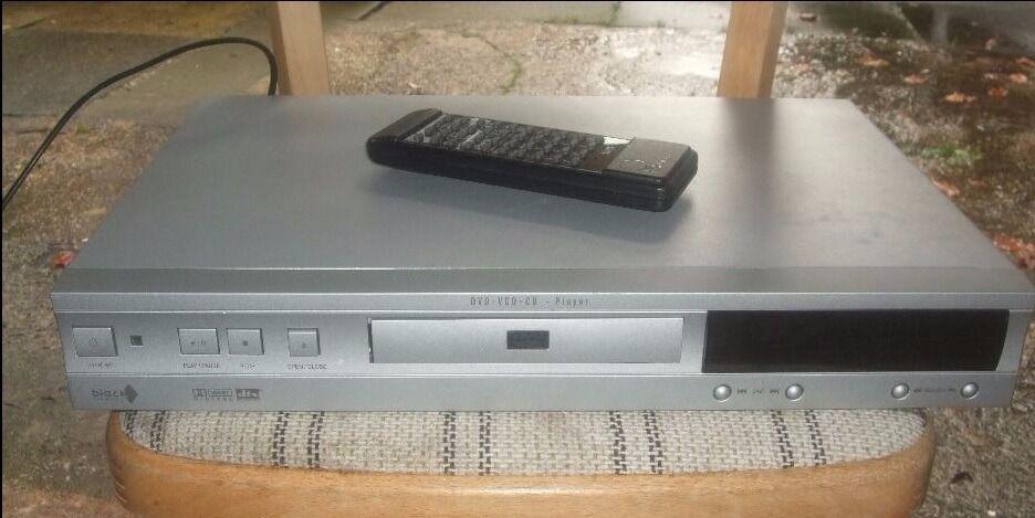 Mitsubishi DVD/VCD/CD Player