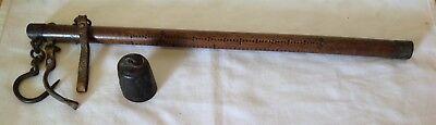 Antique Stick Scales/balance- Japan