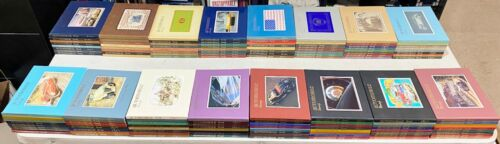Automobile Quarterly Collection Volume 1 #1 Thru Volume 32 #4  (128 TOTAL BOOKS)