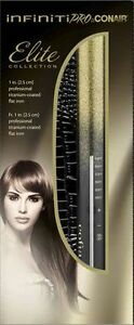 NEW: InfinitiPRO by Conair Élite Collection Professional Titaniu