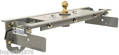 B&W Turnover Ball Gooseneck Trailer Hitch 1999 - 2010 Ford F250 F350 GNRK1108 Ball Gooseneck Hitch