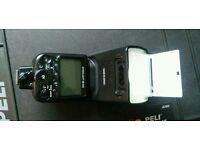 Nikon SB 900 speedflash.