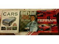 Car david coulthard ferrari books