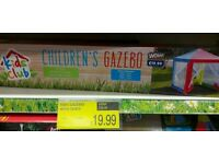 Brand new still in box kids gazebo