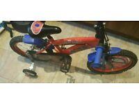 Spiderman bike for sale