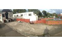 Small Yard Area/Consent for Car Sales/ Parking/ Storage/ Ideal for Hot Food Van