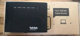 Talk talk broadband router