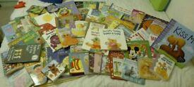 Kid books / shelf / chair