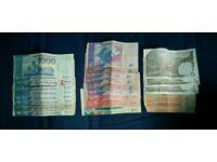9075 Pakistani Rupees