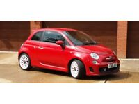ABARTH 500 1.4 T-jet New Clutch, New timing Belt