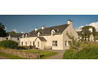 3 Bedroom Farmhouse Timeshare, Melfort Village, near Oban. sleeps 10. £250 ono.