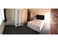 Renting Individual Double Bedrooms, fully furnished all inclusive of Bill and Free WiFi