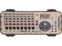 Soundcraft GigRac 300 Powered Mixer with 8 Channels+High quality Mic-Preamp