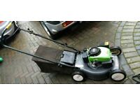 Petrol lawnmower 3.75hp