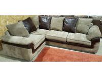 Corner sofa. Very nice condition