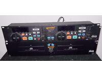Gemini CD9500 Pro III Dual CD Player