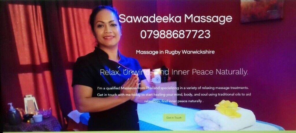 Sawadeeka massage Therapy | in Rugby, Warwickshire | Gumtree