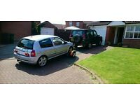Towing dolly ex rac
