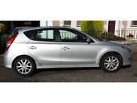 Rare Hyundai i30 Comfort 1.6 Petrol Auto Silver, 2011, Sold With 12 Months MOT, Only 36.8Kmiles