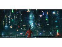 2x Blade Runner Secret Cinema Tickets (Orion) - Saturday 23rd June 2018 - BIG SAVING ON RRP