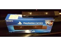 Playstation Camera for PS4 mint condition