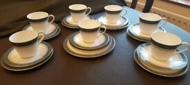 Royal Doulton Sherebrooke Afternoon Tea Service