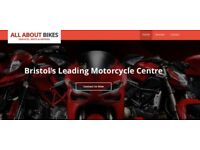 MotorBike Repair Business in Bristol for Sale