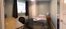 Room in white city