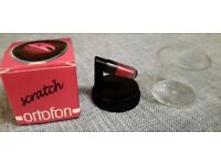 Ortofon Scratch Replacement Stylus For OM & Concorde Scratch Cartridge
