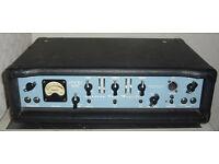 Ashdown ABM EVO 300 bass amp amplifier head magnifier 325w watt guitar