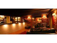 Kitchen Porter for independent city centre restaurant - 3 days/wk