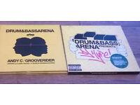 drum & bass arena double cd set