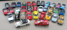 Selection of 34 Die Cast Pull Back and Go Car.