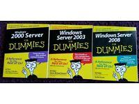 Windows server for dummies