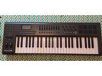 Musicman axiom 49 midi keyboard